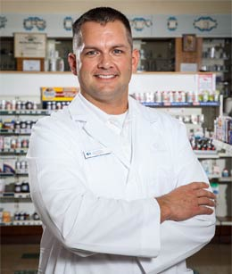 Whitacre Pharmacist - Aaron Pfeiffer