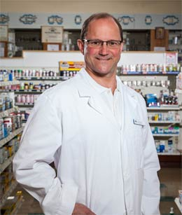 Whitacre Pharmacist - Chip Fuschino